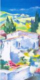 Sous le Ciel de Provence IV Poster by G. Lefranc