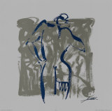 Body Language VIII Prints by Alfred Gockel