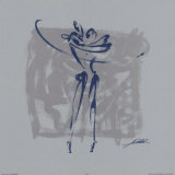 Body Language XI Affischer av Gockel, Alfred