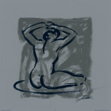 Body Language VII Posters av Gockel, Alfred