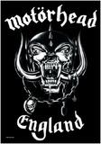 Motorhead- England Posters