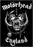 Motorhead- England Poster