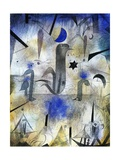 The Sirens of Ships, 1917 Giclee Print by Paul Klee