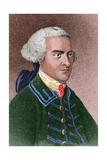 John Hancock Giclee Print by John Singleton Copley