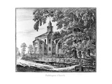 Paddington Church, 1795 Giclee Print by Haynes King