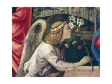 Annunciation and Saints Giclee Print by Filippino Lippi