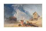 Norwegian Scene Giclee Print by James Baker Pyne