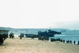 Landing Craft Infantry Photographic Print