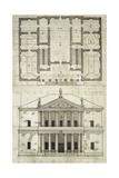 Villa La Malcontenta, 1570 Giclee Print by Andrea Palladio