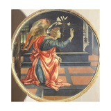 Annunciation, 1483-1484 Giclee Print by Filippino Lippi
