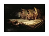 The Three Witches, 1783 Giclee Print by Henry Fuseli