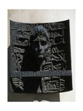 Portrait of Writer Franz Kafka Giclee Print