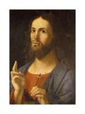 The Saviour Blessing, 1498 Giclée-tryk af Alvise Vivarini