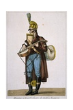 Street Musician Giclee Print by Carle Vernet
