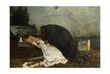 Hatred Giclee Print by Pietro Pajetta