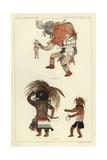 Tcabaiyo, Atocle Giclee Print