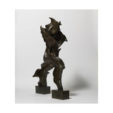 Unique Forms of Continuity in Space Giclee Print by Umberto Boccioni