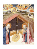 The Nativity Giclee Print by Sano di Pietro