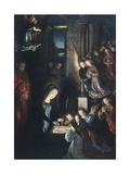 Nativity Giclee Print by Gerard David