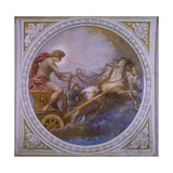 The Chariot of Sun Giclee Print by Pietro da Cortona