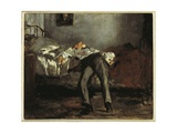 Suicide, 1881 Giclee Print by Édouard Manet