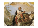 The Prophet Daniel Giclee Print by Giovanni Battista Tiepolo