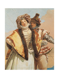 Declaration of Love Giclee Print by Giandomenico Tiepolo
