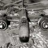 A Douglas A-20 Havoc over France, 1944 Photographic Print