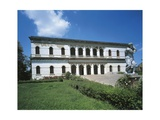 Facade of Villa Garzoni Giclee Print by Jacopo Sansovino