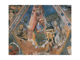 St Mark and St Gregorio Magno, 1444 - 1477 Giclee Print by Bonifacio Bembo