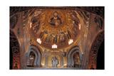 Palatine Chapel in Palermo Giclee Print
