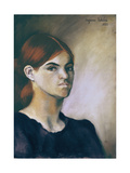 Self-Portrait Giclee Print by Marie Clementine Valadon