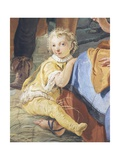 Child Giclee Print by Giambattista Tiepolo