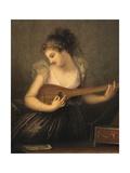 Musician Giclee Print by Antonio Canova