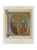 Charles the Wise Giclee Print
