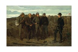 Prisoners from the Front, 1866 Giclee Print by Winslow Homer
