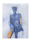 Duncan Hume Dancing Aged 38 Giclee Print by Stephen Finer