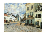 Road to Marly, 1876 Giclee Print by Alfred Sisley