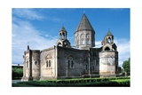 Mother Cathedral of Holy Etchmiadzin Giclee Print