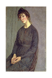 Portrait of Chloe Boughton-Leigh Giclee Print by Gwen John