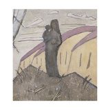 Madonna and Child Giclee Print by Gwen John