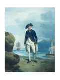 Admiral Arthur Phillip, 1786 Giclee Print by Francis Wheatley