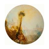 Venetian Scene, 20th Century Giclee Print by Joseph Mallord William Turner