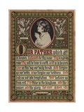 The Lord's Prayer Giclee Print