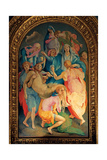 Deposition, 1526 - 1528 Giclee Print by Jacopo Pontormo