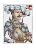 Philip I of Hesse Giclee Print by Hans Brosamer