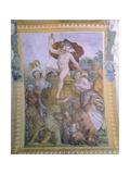 Bacchanal Giclee Print by Pietro da Cortona