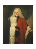 Portrait of Senator of Republic Giclee Print by Pietro Longhi