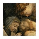 The Deposition, 1549 - 1550 Giclée-tryk af Francesco De Rossi Salviati Cecchino