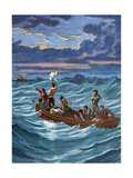 Henry Hudson Giclee Print by Charles Barbant